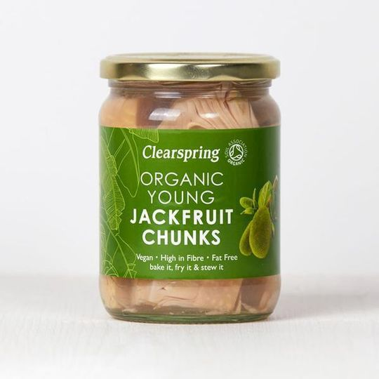Clearspring Organic Young Jackfruit Chunks 500g