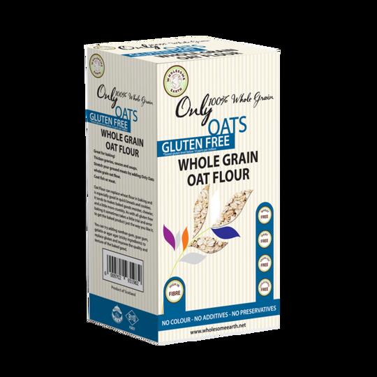 Wholesome Earth Gluten-Free Oat Flour