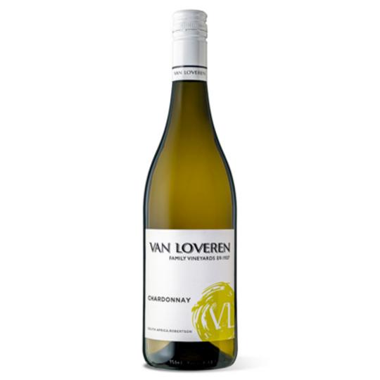 Van Loveren Chardonnay Unoaked Case 6