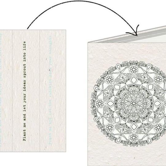 Notebook | Mandala
