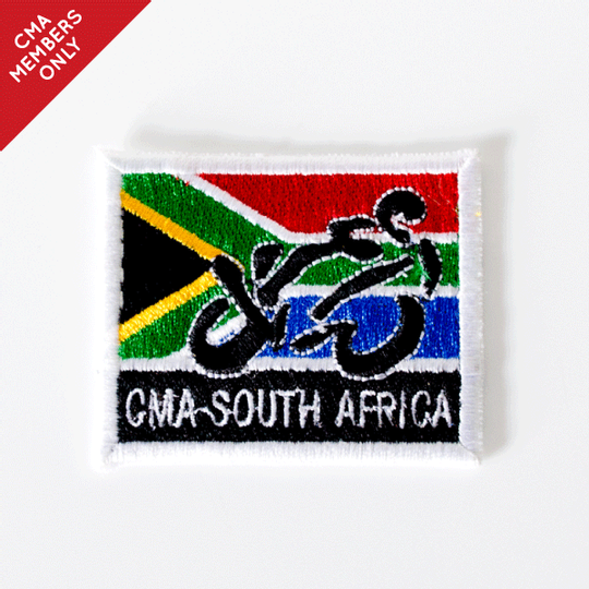 Adult / Youth / Kids SA Flag - Cloth