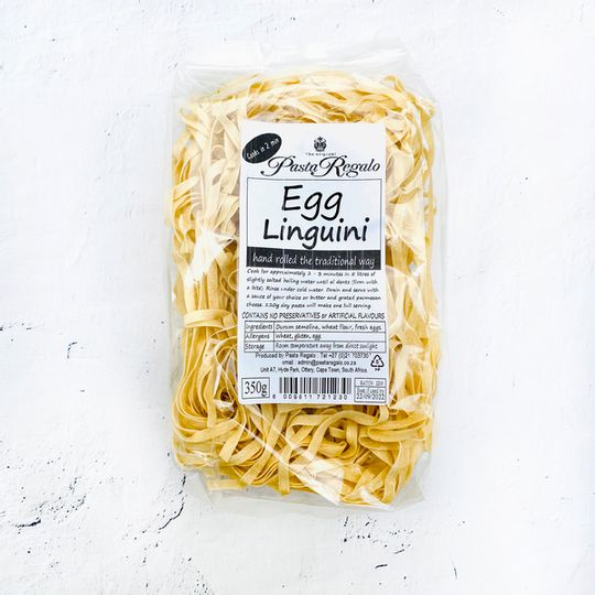 Pasta Regalo Egg Linguini pasta (350g)