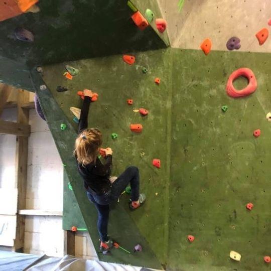 Climbing Wall Grip Set
