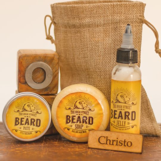 BEST MAN BEARD BAG #2