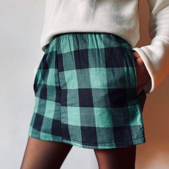 Skirt Light Green