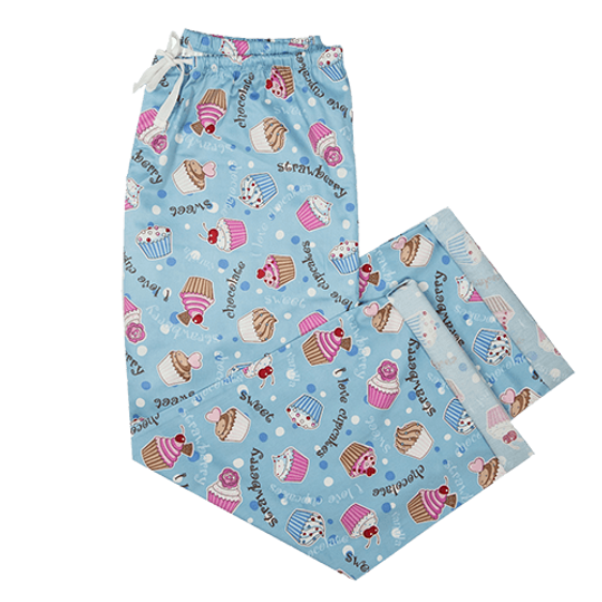 Long Pants - Hipster Cupcakes