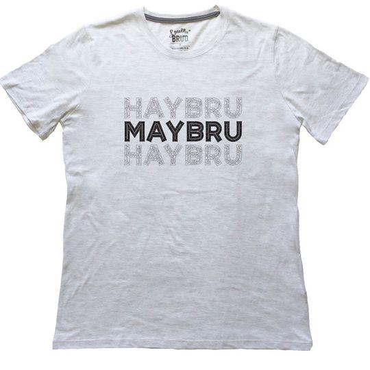 'HAYBRU' Mens Tee