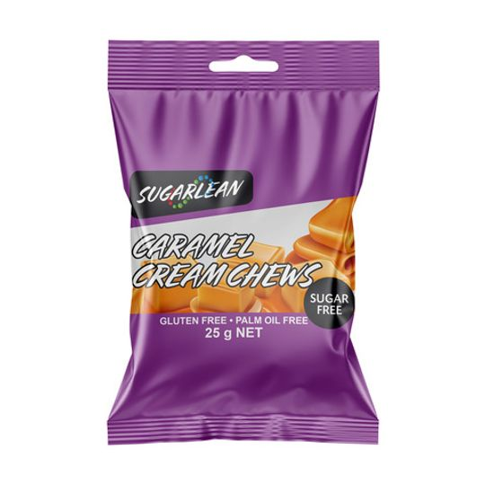 Sugarlean Caramel Cream Chews (70 g)