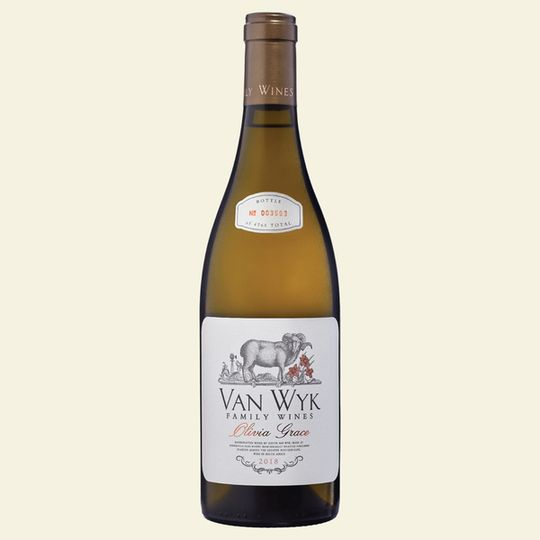 Van Wyk Family Wines Olivia Grace (6x750ml)
