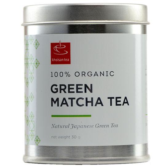 Khoisan Tea 100% Org Green Matcha