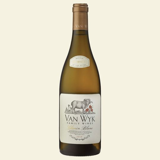 Van Wyk Family Wines Chenin blanc (6x750ml)