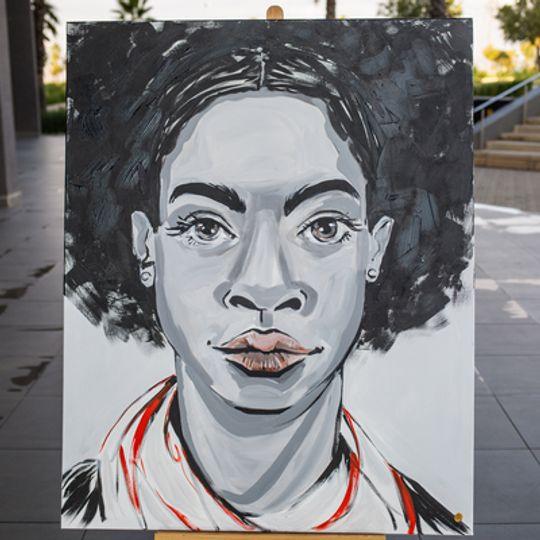 CRC Painting - Bokang