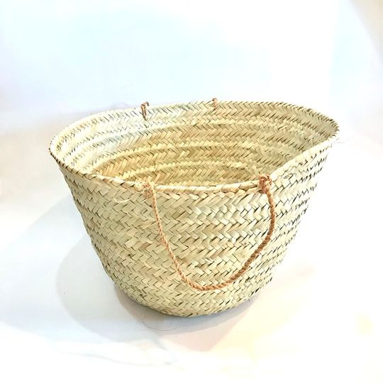 Woven basket -Kikapu